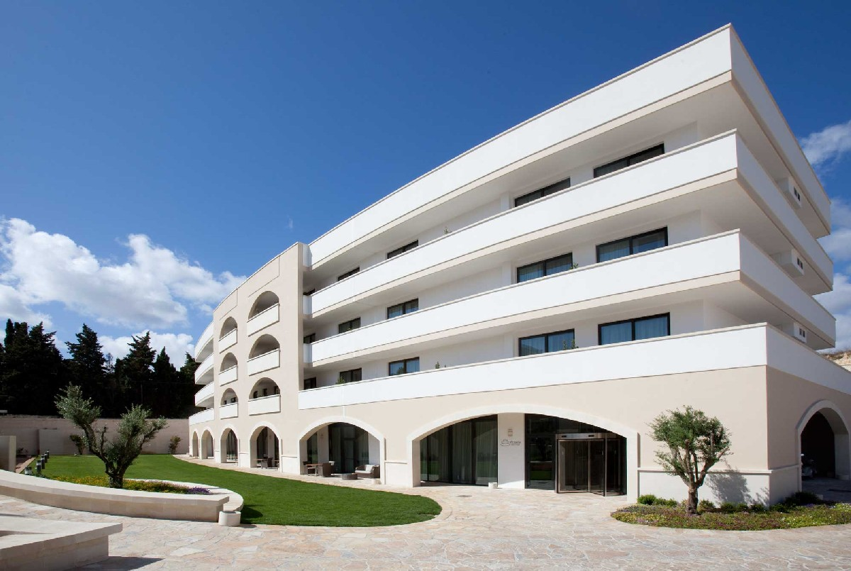 Hotel Con Spa Otranto