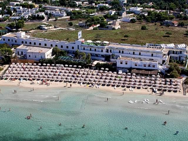Hotel SPA in provincia di Lecce a Porto Cesareo