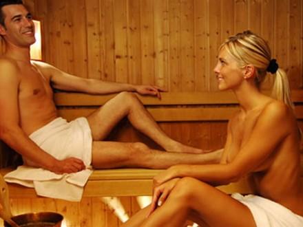 Sauna in centro benesssere Puglia