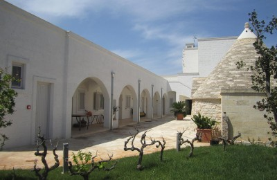Masseria con SPA in Valle D'Itria