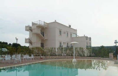 Hotel SPA in Valle D Itria