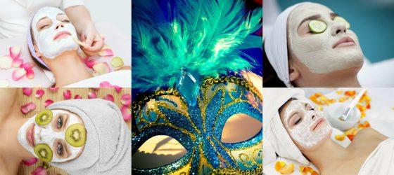 A Carnevale regalati una maschera di bellezza in SPA