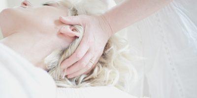 Cancella lo stress con il massaggio cranio sacrale
