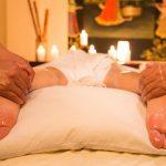 massaggio 4 mani