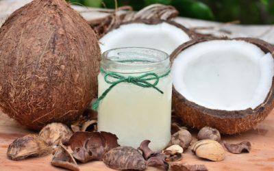 Skincare estiva con i trattamenti SPA al cocco